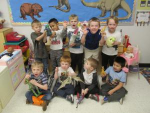 Dinosaur Day-how scary are we?