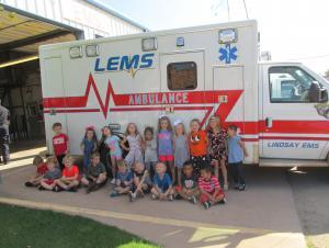 EMS Field Trip