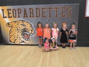 Lindsay Leopardettes!