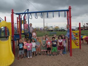 Fun at the Park!