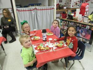 Yummy Christmas snacks!