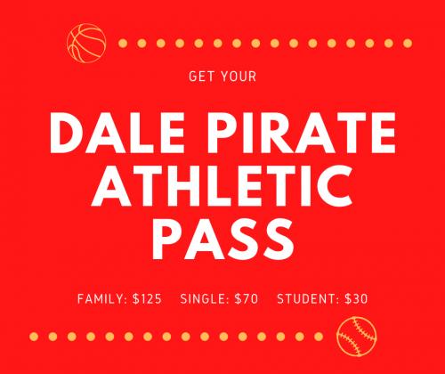 athletic pass
