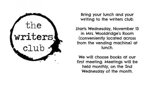 Writers Club Details