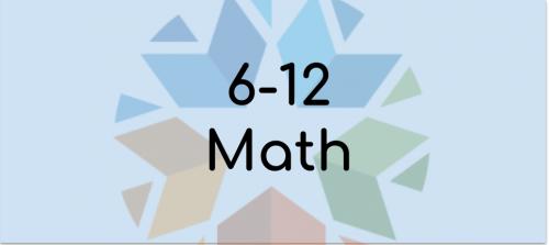 6-12 math