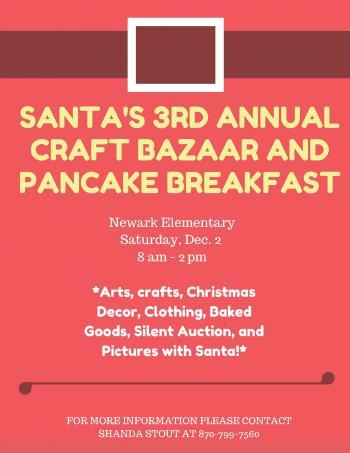 Santa Craft Fair