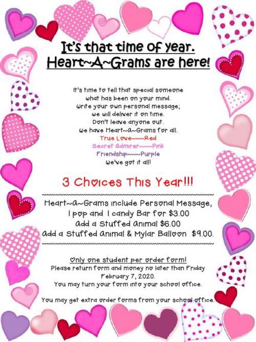 Heart A grams