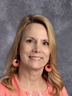 Donna Ray, substitute coordinator