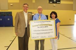 Wheatland Elementary Wins Governor's Achievement Award