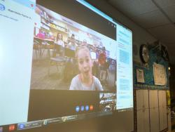 Wheatland Students Skype & Learn about Fake News
