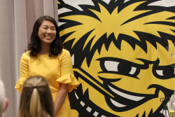Anna Tri awarded $64,000 scholarship to Wichita State