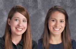 Hawkins & Chapman Named District's Kansas Teacher of the Year Nominees
