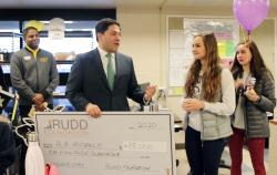 AHS senior earns $88,000 Rudd Foundation Scholarship