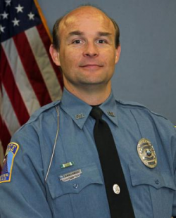 SRO Heath Kintzel named Officer of the Year