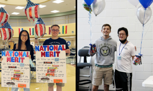 Four Andover students selected as National Merit Semifinalists