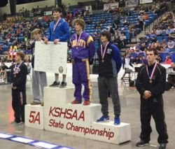 Andover wrestlers do well at state tournaments
