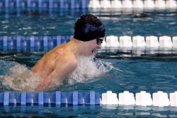 Winners at First State Meet for Boys Swimming