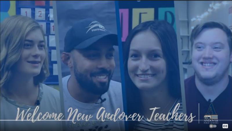New teachers reflect on starting the 2021-22 school year