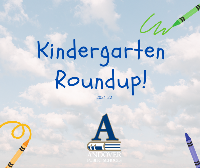 Kindergarten Roundup information to be distributed virtually this year