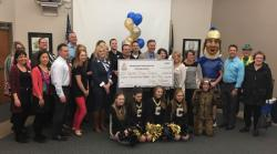 Andover Advantage Foundation awarded over $80,000 to USD 385 schools