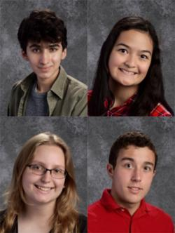 4 ACHS Students Named National Merit Semifinalists
