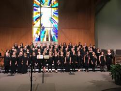 Trojan Children's Choir to Perform at KMEA