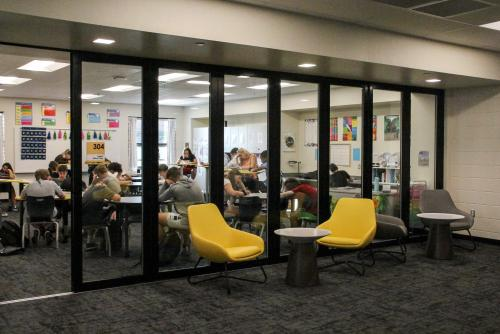 ACHS new collaboration space
