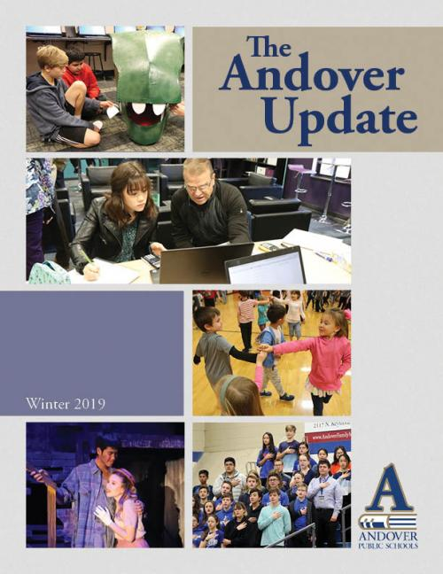 The Andover Update Winter 2019-20