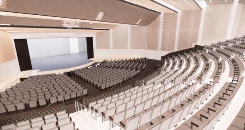 AHS auditorium