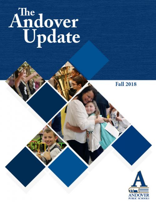 The Andover Update Fall 2018