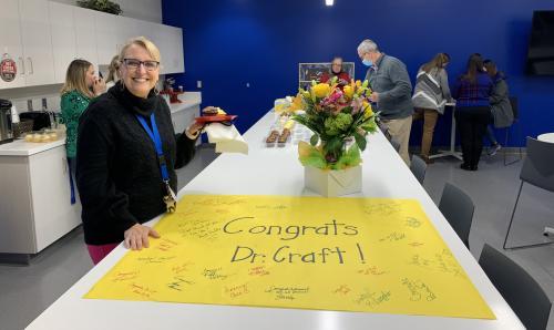 Dr. Kristen Craft