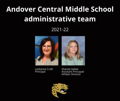 ACMS administrative team