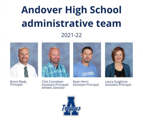 AHS administrative team