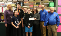 Local Rotary awards grants to Andover educators, student groups