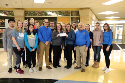 Andover Central High School Kindness Project