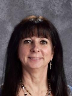 Kellie Bamford, district lead nurse