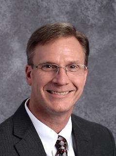 Brett White, superintendent
