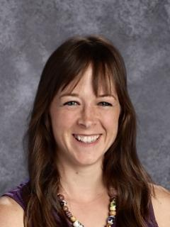 Allison Perry, lead ELL teacher