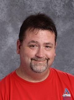 Matt Krehbiel, custodial manager