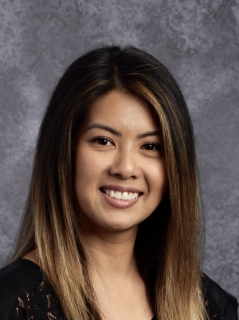 Trinh Nguyen, software application specialist