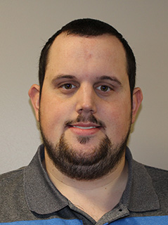 Dylan Palmer, product support technician
