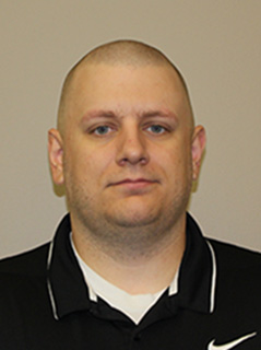 Nicholas Stiles, assistant network administrator