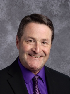 Dr. Russell Miller, assistant superintendent for human resources