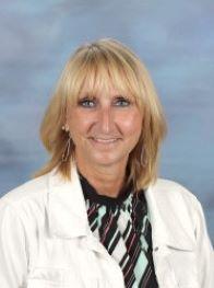 Bonnie Scarth, administrative assistant/food service representative