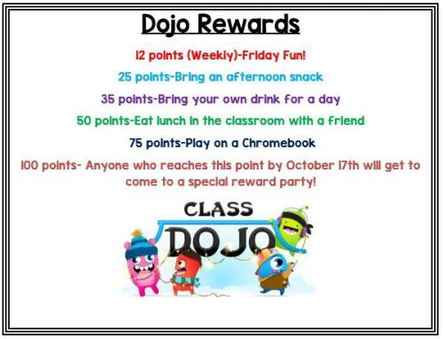 dojo rewards