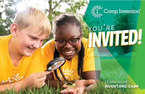 Camp Invention page 1