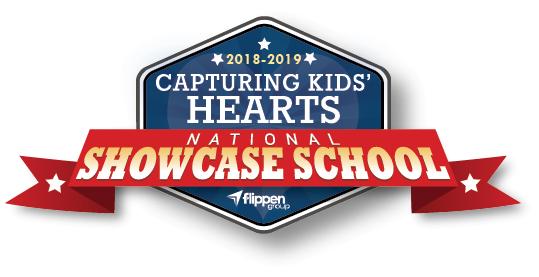 Capturing Kids' Hearts National Showcase School Award