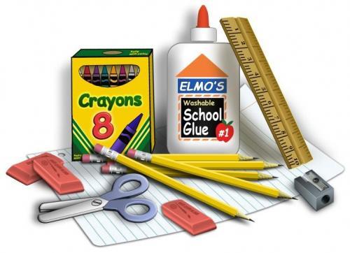 Order School Supplies Now!