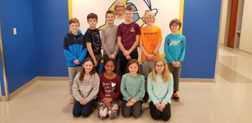2018 Thinking Cap Quiz Bowl Participants