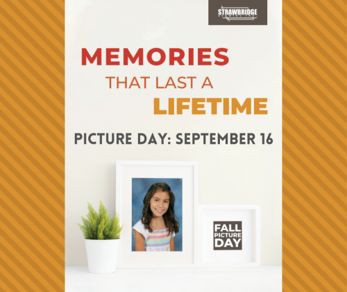 Picture Day is September 16