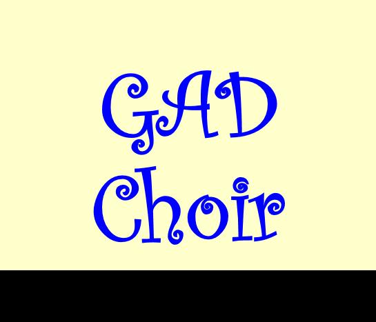 GAD Choir